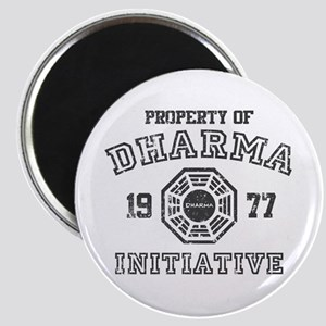 Property of Dharma Distressed Magnet