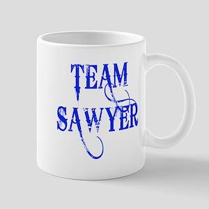 TEAM SAWYER from LOST TV Mug