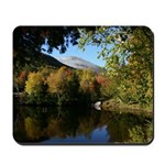 Whiteface pond Mousepad-photo only