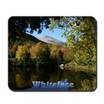 Whiteface pond Mousepad