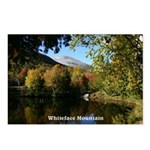 Whiteface pond Postcards (Package of 8)