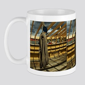 Rope & Pulleys Mug