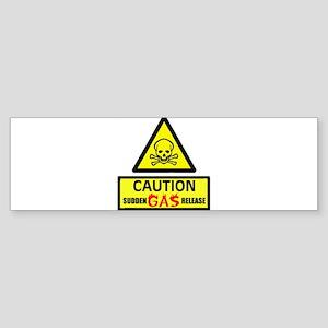 BETTER MOVE AWAY! Bumper Sticker (10 pk)