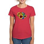 Sunflower Planet Women's Dark T-Shirt