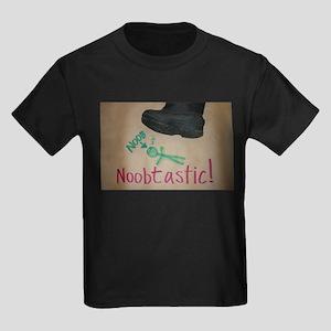 Noobtastic Kids Dark T-Shirt