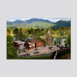 Lake Placid Mini Poster Print