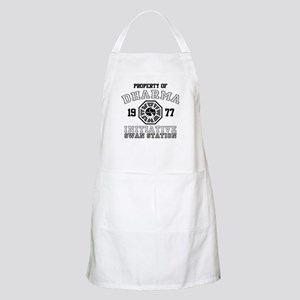 Property of Dharma - Swan Apron