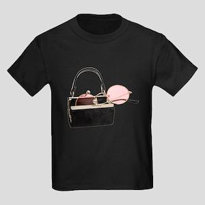 Portable Point of View Kids Dark T-Shirt