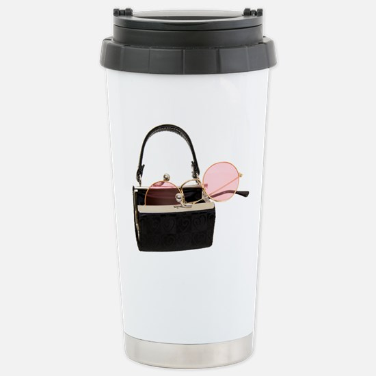 Portable Point of View Stainless Steel Travel Mug