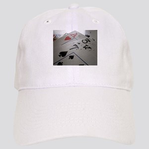 Braille Playing Cards Cap