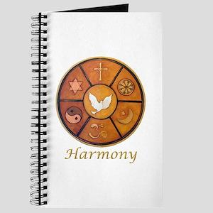 "Interfaith ""Harmony"" - Journal"