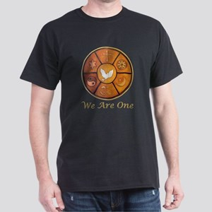 "Interfaith ""We Are One"" Dark T-Shirt"