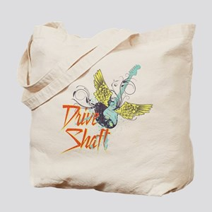 Rock Drive Shaft Tote Bag