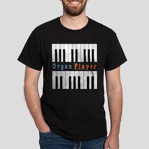 Organ Player Jam Shirt Dark T-Shirt