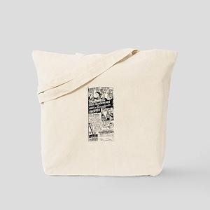 Vintage Ad 1 Tote Bag