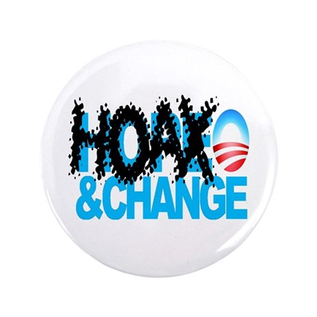 """Extreme Anti Obama Button 3.5"""" (100 pack)"""