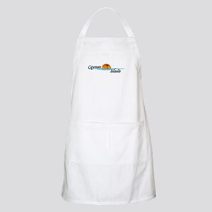 Cayman Islands Sunset Apron