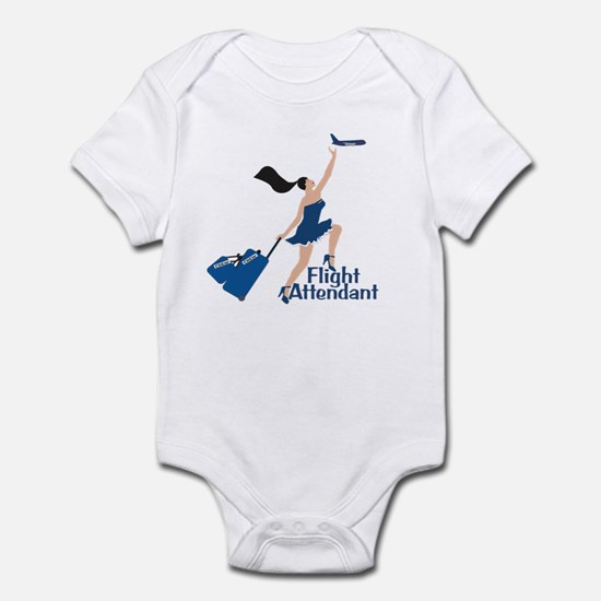 Catching Her Flight FA Infant Bodysuit