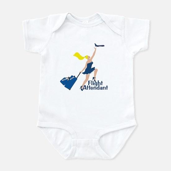 BL Catching Her Flight FA Infant Bodysuit