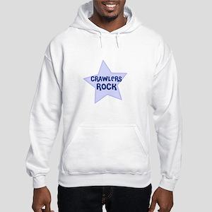 Crawlers Rock Hooded Sweatshirt