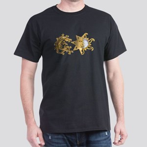 Sun Moon Sparkle Dark T-Shirt