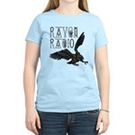 Raven Logo (Saxon) Women's Light T-Shirt