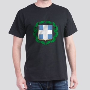 Greece Dark T-Shirt