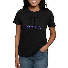 HAPPY PI DAY Women's Dark T-Shirt