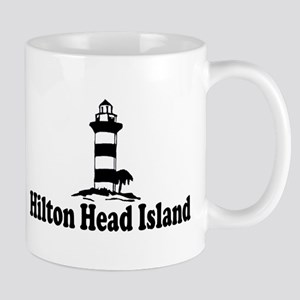 Hilton Head Island SC - Lighthouse Design Mug