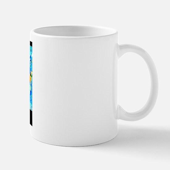 Vitruvian 2 Mug