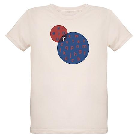 Y oh Y Organic Kids T-Shirt