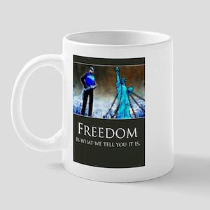 Freedom Mug