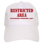 Restricted Area Cap