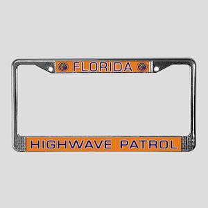 FHP License Plate Frame