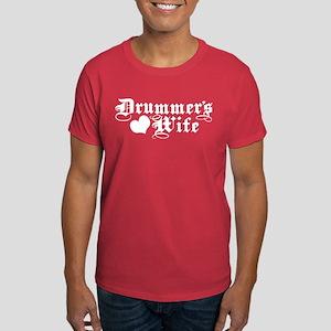 Drummer's Wife Dark T-Shirt