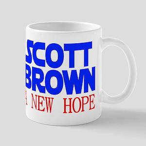 Scott Brown A New Hope Mug
