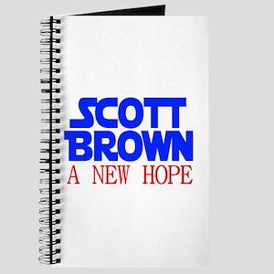 Scott Brown A New Hope Journal