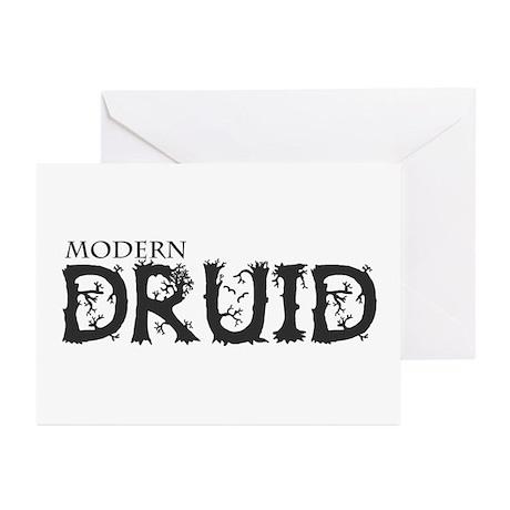 Modern Druid Greeting Cards (Pk of 20)