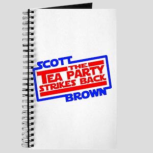 Scott Brown The Tea Party Strikes Back Journal