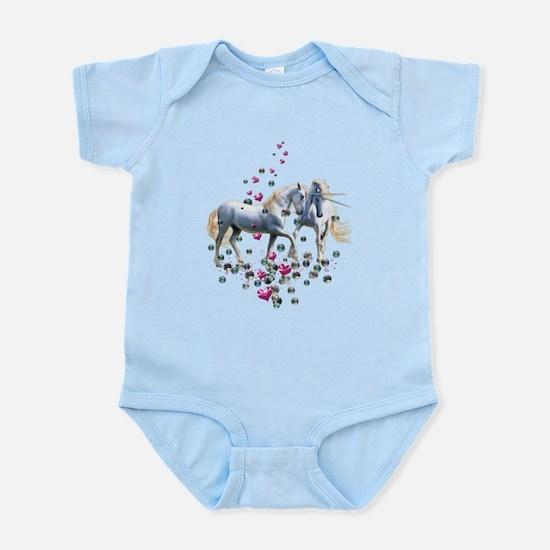 Unicorn Magic Infant Bodysuit