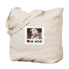 DALMATION (BE MINE) Tote Bag
