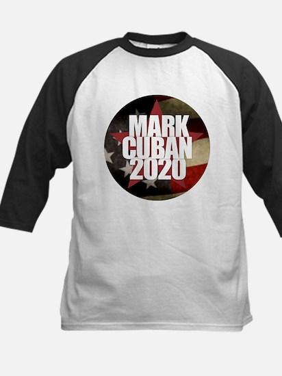 Mark Cuban 2020 Baseball Jersey