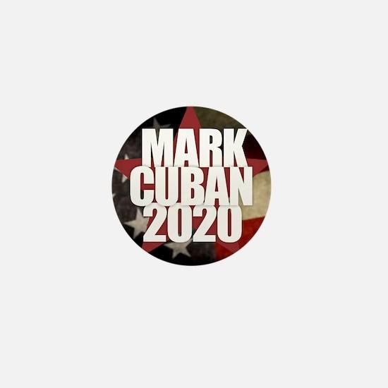 Mark Cuban 2020 Mini Button