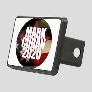 Mark Cuban 2020 Rectangular Hitch Cover