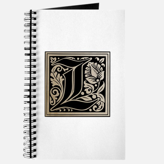 Monogram L Journal