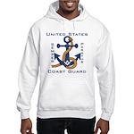 Masonic Coast Guard Hooded Sweatshirt