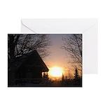 MCK Sunrise Greeting Cards (Pk of 10)