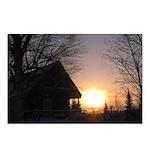 MCK Sunrise Postcards (Package of 8)