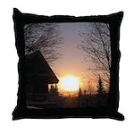 MCK Sunrise Throw Pillow
