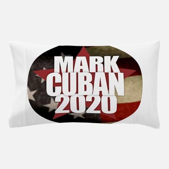 Mark Cuban 2020 Pillow Case